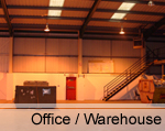 Offices and Warehouses